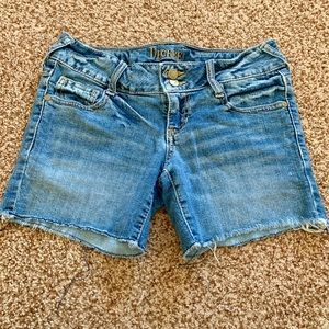 4 for $20 Decree Cut Off Jeans